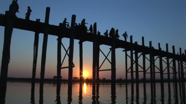 Wooden bridge 1 video