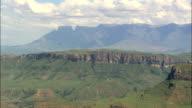 Woodstock Dam  - Aerial View - KwaZulu-Natal,  South Africa video