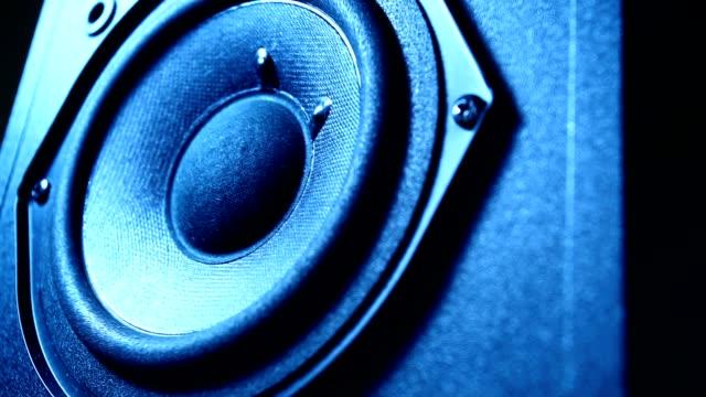 Woofer Speaker video