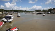 Wootton Bridge Isle of Wight between Ryde and Newport video
