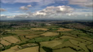 Worcester - Aerial View - England, Worcestershire, Worcester District, United Kingdom video