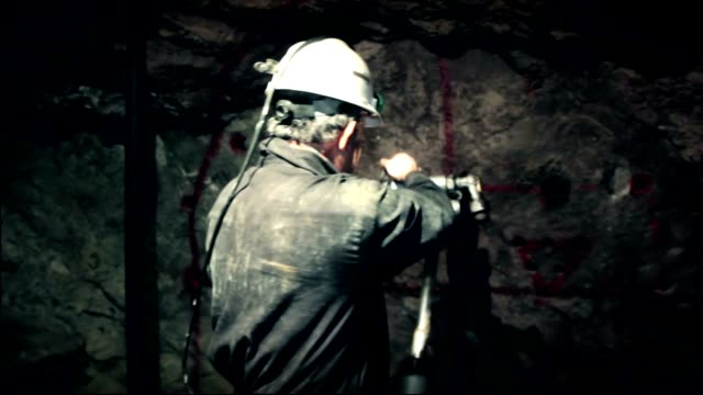 Work in the mine video