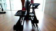 Work Out, Stair Machines video