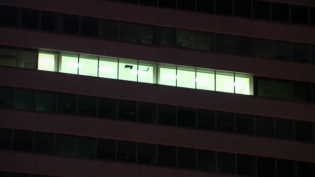 Working Late Zoom (1080/24P) video