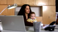 Working mother video