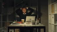 Working Overnight video