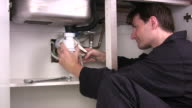 Working Plumber video