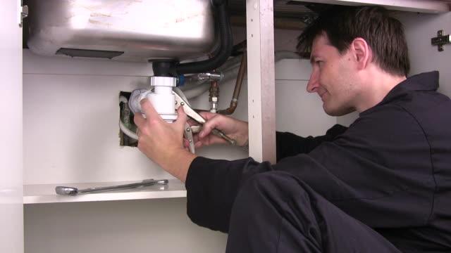 Working Plumber video