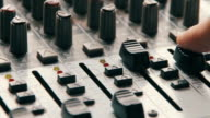 Working with Sound Mixing Console video