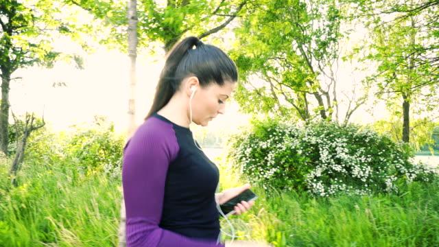 Workout monitoring. video