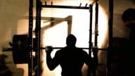 HD: Workout - Weight Lift MAX video