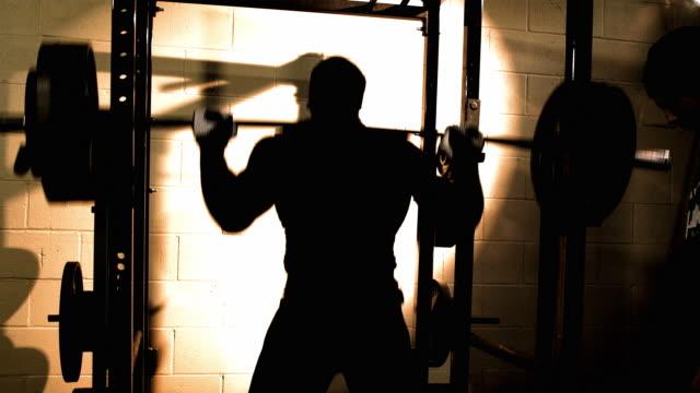 HD: Workout - Weight Lift video