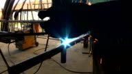 Workshop for arc welding video