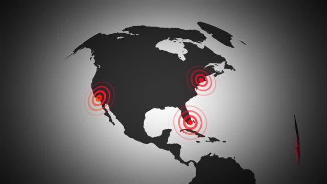World City - Global Signal Pulses video
