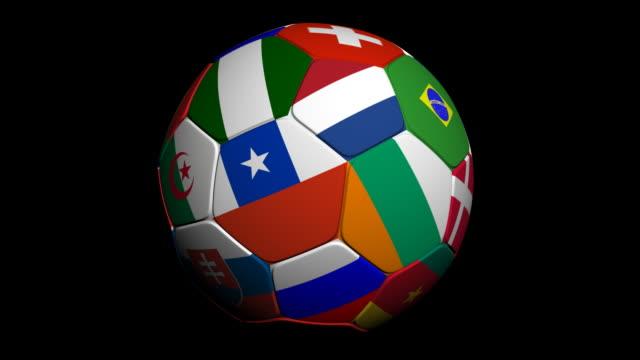 World Cup Soccer Ball video