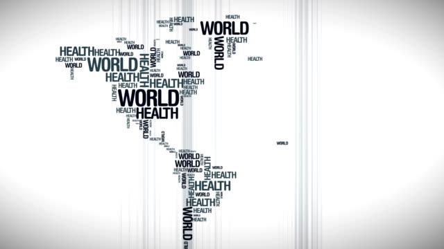 World Health Map video