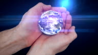 World in your Hands. HD video