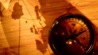 FAST MOTION: World navigation video