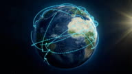 World network - 2011 new blue version video