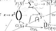 World of mathematical equations video