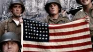 World War 2 Soldiers video