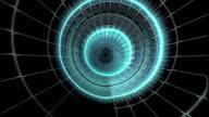 HD: Worm hole time warp video