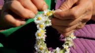 Wreath of Flowers video