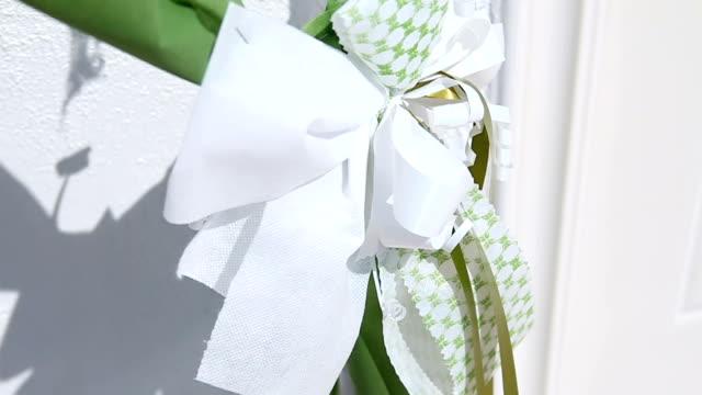 Wreath video