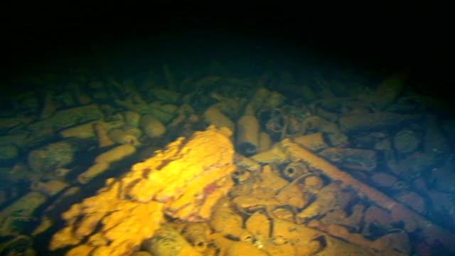 Wreck Diving, Truk Lagoon video