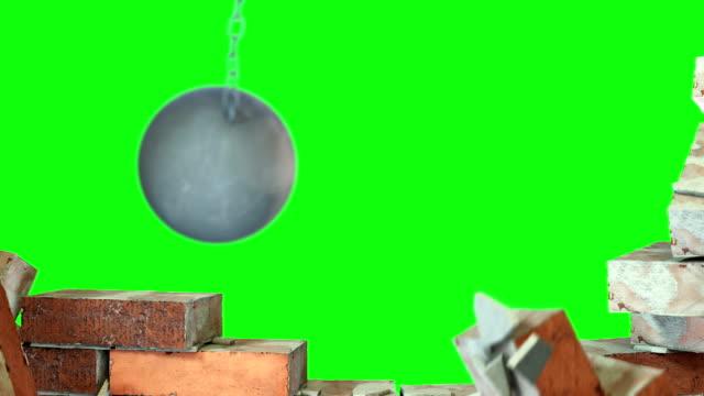 Wrecking ball video