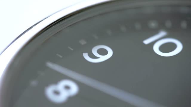 Wristwatch macro video