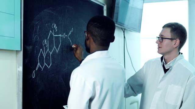 Writing the formula video