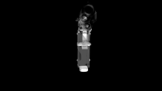 X-Ray gun loop video
