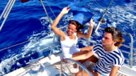 Yachting video