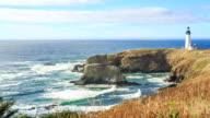 Yaquina Head Lighthouse video