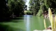 Yardenit - river Jordan video