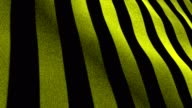 Yellow and Black, Textile Carpet Background, Still Camera, Loop video
