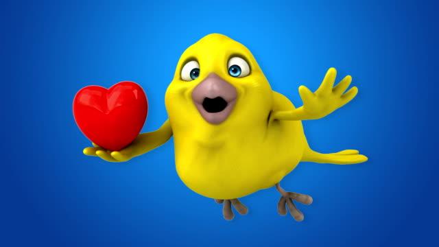 Yellow bird video