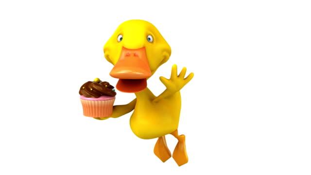 Yellow duck video