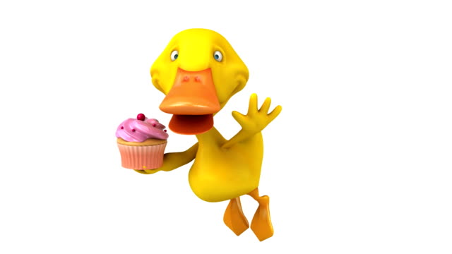 Yellow duck video