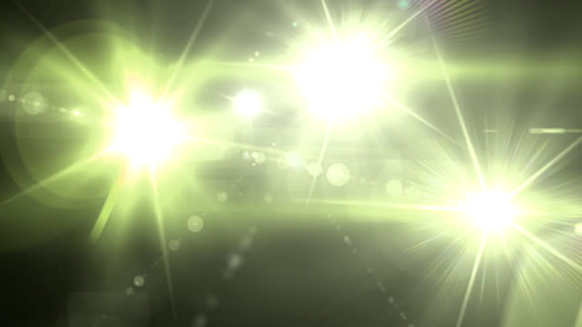 yellow flash flare video