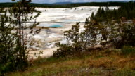 Yellowstone National Park steam video