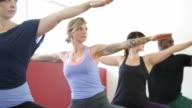 Yoga Class video