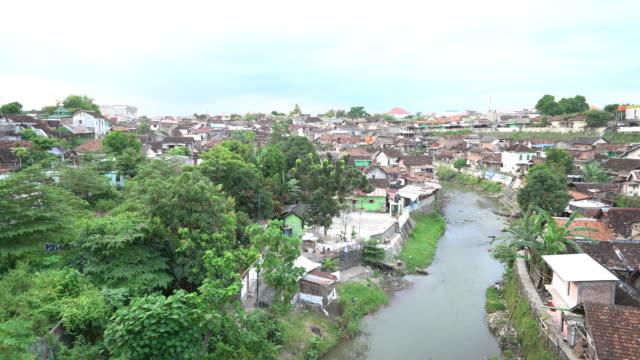 Yogyakarta City in Indonesia video