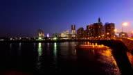 Yokohama at night -4K- video