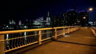 Yokohama at night video