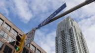 Yonge & Eglington, Toronto, ON, Canada video