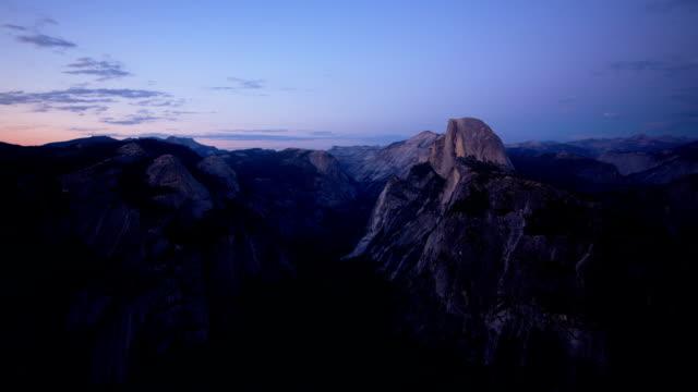 TIME LAPSE: Yosemite Day to Night video