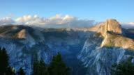 Yosemite Valley Time Lapse video