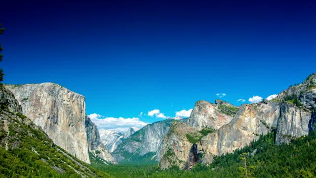 Yosemite Valley video